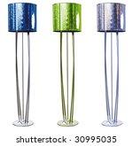 floor lamp   Shutterstock . vector #30995035