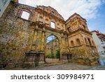 la compania church in casco... | Shutterstock . vector #309984971