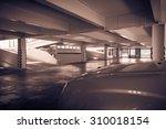 building parking lot | Shutterstock . vector #310018154