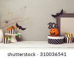 Halloween Website Header Desig...