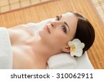 young  beautiful and healthy... | Shutterstock . vector #310062911