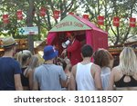 budapest  hungary   august 13 ... | Shutterstock . vector #310118507