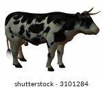 bull | Shutterstock . vector #3101284