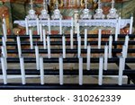 Small photo of STEINGADEN, GERMANY - AUGUST 11, 2015: Interior detail of Wieskirche - the famous pilgrimage Church of the Scourged Saviour near Steingaden in Bavaria,Germany - an UNESCO world heritage site.