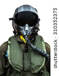 clothing for pilots or  pilots... | Shutterstock . vector #310352375
