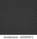 seamless fence grid pattern. | Shutterstock .eps vector #310359671
