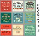 success money freedom... | Shutterstock . vector #310365221