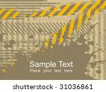 abstract grunge background with ...   Shutterstock .eps vector #31036861