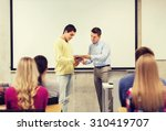 education  high school ... | Shutterstock . vector #310419707