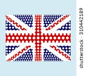 National British Flag Of The...