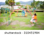 defocused and blur image of... | Shutterstock . vector #310451984