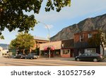 keremeos  bc   circa august... | Shutterstock . vector #310527569