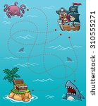 vector illustration of... | Shutterstock .eps vector #310555271