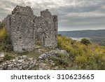Ruins Of Medieval Church In Ol...