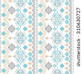 Ethno Seamless Pattern. Ethnic...