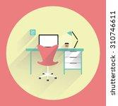 illustration of modern...   Shutterstock .eps vector #310746611