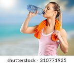 water. | Shutterstock . vector #310771925