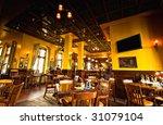 old brittish pub interior   Shutterstock . vector #31079104