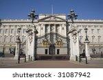 London   Buckingham Palace And...