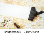 after builders cleaning with... | Shutterstock . vector #310904345
