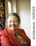 elderly caucasian  woman by...   Shutterstock . vector #3109225