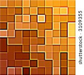 colorful modern mosaic tile in... | Shutterstock . vector #3109355