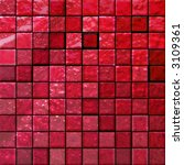 colorful modern mosaic tile in... | Shutterstock . vector #3109361