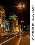 night of shanghai | Shutterstock . vector #310945394