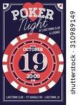 Beautiful Vector Poker Night...