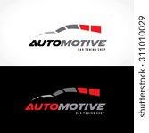 Automotive Logo Car Logo Speed...