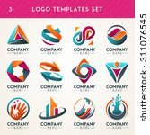 logo set logo collection idea... | Shutterstock .eps vector #311076545