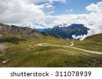 Grossglockner Austria August...