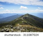 appalachian trail on sunny day  ... | Shutterstock . vector #311087024