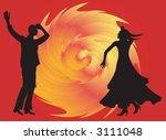 salsa sizzle | Shutterstock . vector #3111048