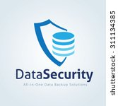 data security logo database it...