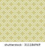 vector abstract pattern. grid... | Shutterstock .eps vector #311186969
