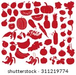 image on a white background... | Shutterstock .eps vector #311219774