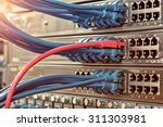 information technology computer ... | Shutterstock . vector #311303981