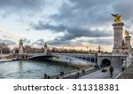 paris  france   december 25 ... | Shutterstock . vector #311318381