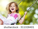 child. | Shutterstock . vector #311328401