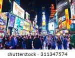 New York City  Usa   October 9...