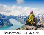 Best Norway Hike. Besseggen...