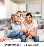 indian. | Shutterstock . vector #311386334