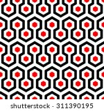 geometric pattern vector with... | Shutterstock .eps vector #311390195