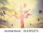Carnival Swing Ride. Instagram...