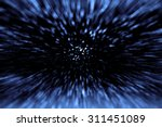 abstract science fiction outer... | Shutterstock . vector #311451089