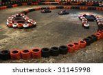 safety barriers made of old... | Shutterstock . vector #31145998
