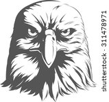 Eagle Silhouettes Vector  ...