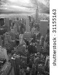 New York Black And White...