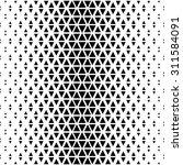 vector seamless texture. modern ... | Shutterstock .eps vector #311584091